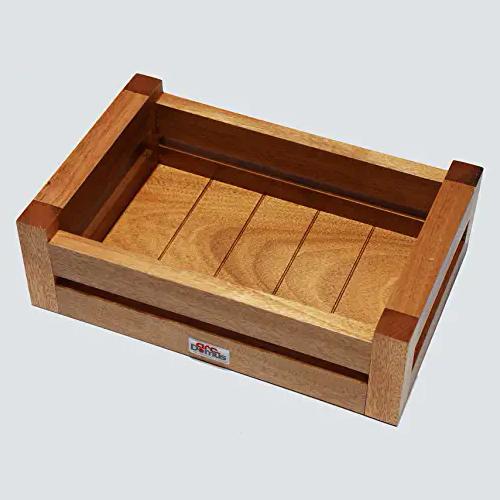 cassetta porta pane in legno grande